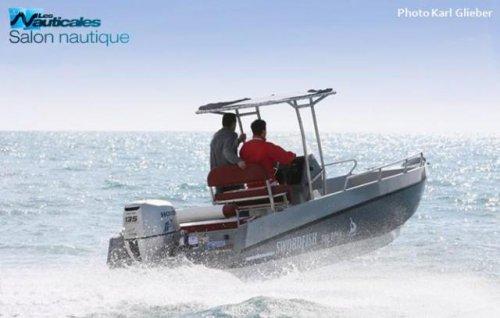 Chantier naval croisicais swordfish 580 open une for Salon les nauticales